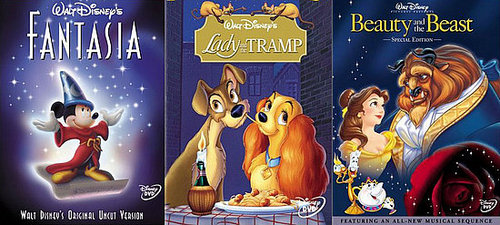 Which Pre-Pixar Animated Disney Movie Is Your Favorite?