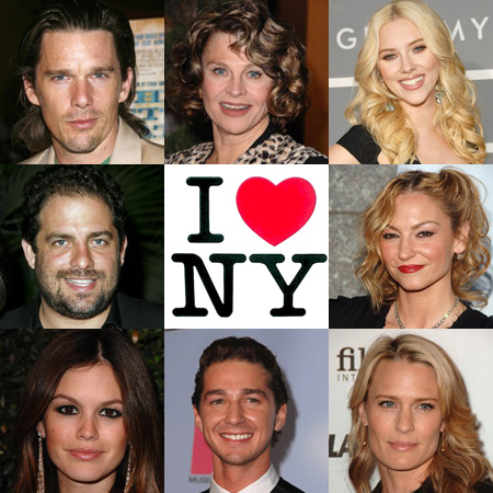 New York I Love You Project Under Way