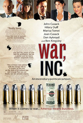 War, Inc. Trailer