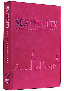 Don't Forget! Log In For a Chance to Win the Complete Sex and the City on DVD