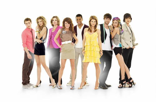 First Look: The New 90210 Gets a Promo Video