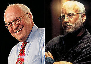 Richard Dreyfuss Cast as Dick Cheney