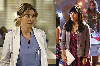 Grey's Anatomy and Ugly Betty Finales