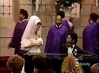 "Retro TV Wedding Moment: Uncle Jesse Sings ""Forever"" to Rebecca"