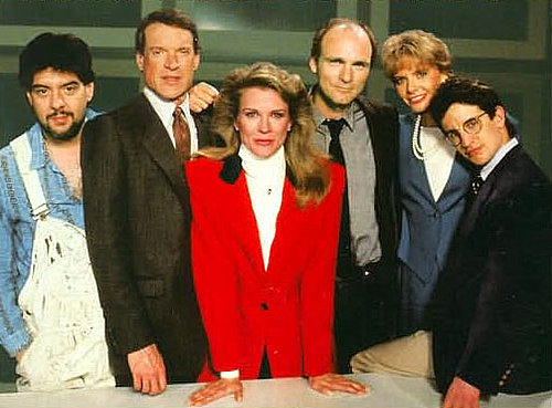 Recast Murphy Brown and Win a Prize!