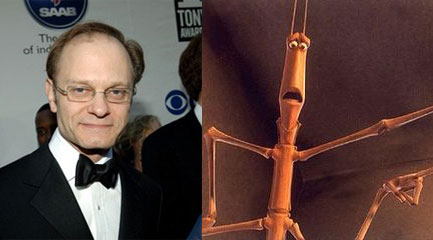 David Hyde Pierce as Slim (A Bug's Life)