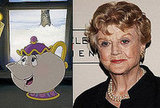 Angela Lansbury as Mrs. Potts (Beauty and the Beast)