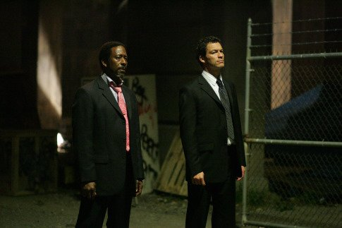 A Best Drama Series Nomination for The Wire