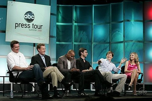 Scrubs Sparks a Laugh Riot at TCA