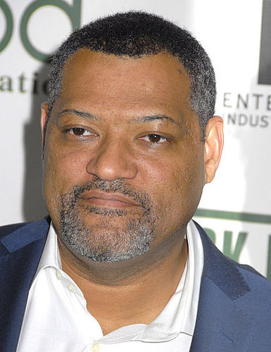Laurence Fishburne Has His Eye on CSI