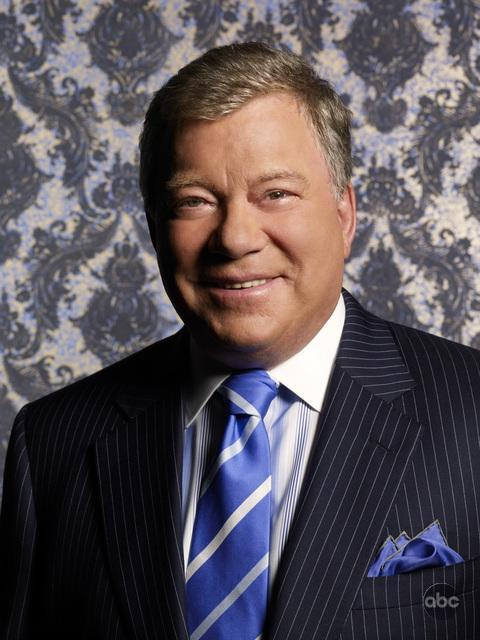 William Shatner, Boston Legal