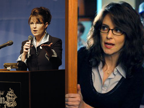 Sarah Palin Looks Like Tina Fey; What are the Best SNL Political Impersonations?