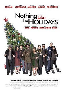 Movie Preview: Nothing Like the Holidays