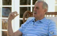 "John Cleese Calls Palin a ""Parrot,"" Gossip Girl Kids Stump For Obama"