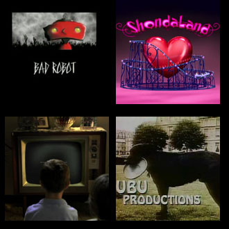 Eight Memorable TV Credit Logos
