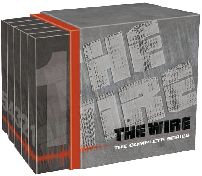 The Complete Series of The Wire on DVD