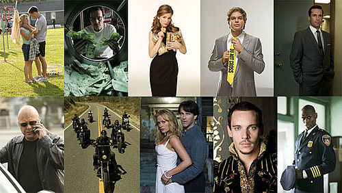 What's the Best Cable Drama of 2008?