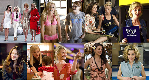 Who's the Best Comedic Actress of 2008?