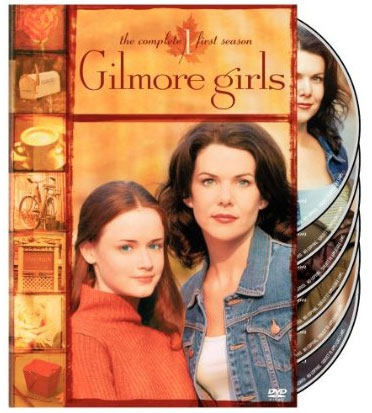 Gilmore Girls DVD Sets ($14.99)