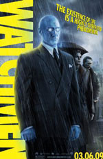 New Watchmen Footage Available on iTunes!