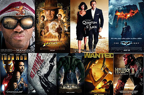What Is the Best Action Movie of 2008?
