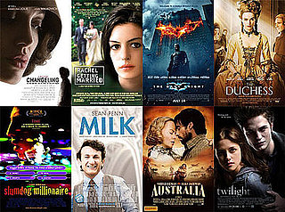 What Is the Best Dramatic Movie of 2008?