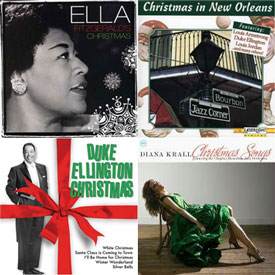Playlist: A Jazzy, Swingin' Holiday