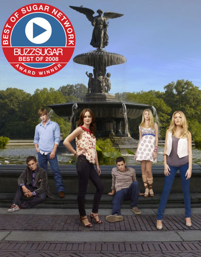 Best Network Drama of 2008: Gossip Girl