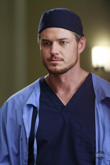 McSteamy, Grey's Anatomy