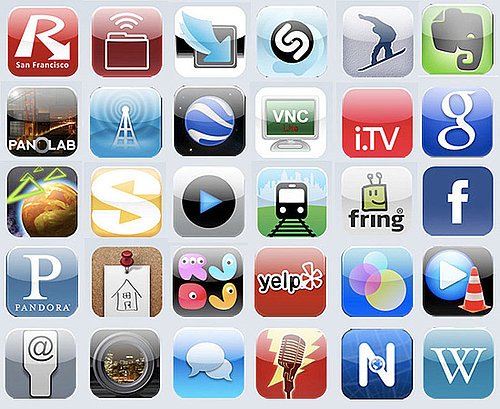 Daily Tech: The Hottest iPhone Apps of 2008