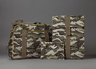 Go Incognito With a Camo Laptop Bag