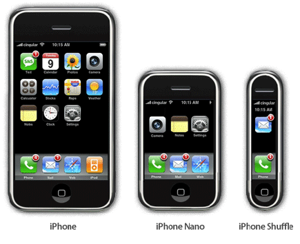 Will the iPhone Nano-fy?