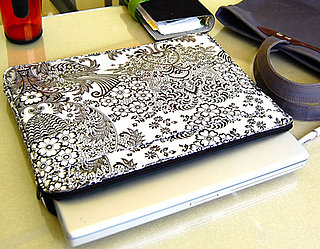 Mexican Oilcloth Laptop Sleeve Marries Pretty to Practical