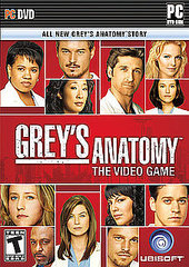 Games of the Heart: The Grey's Anatomy Video Game