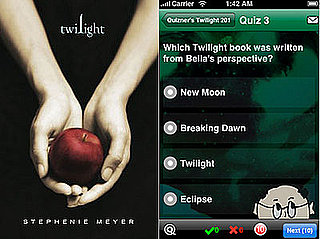 Twilight Trivia iPhone App