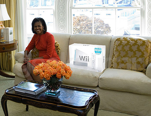 The Obamas Get a Wii For the White House
