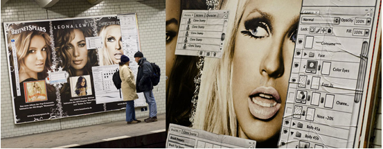 PhotoShopped Ads Catch Flack in Berlin