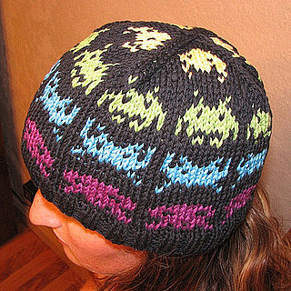 Space Invaders Beanie Keeps You Warm, Preserves Geek Pride