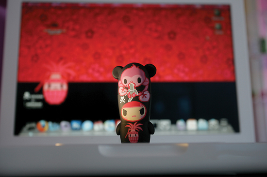 Tokidoki for MIMOBOT USB Flash Drives