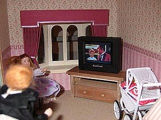 Daily Tech: Televisions Made Small Enough for Dollhouses?!