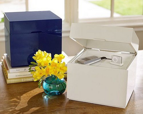 Pottery Barn Bento Smart Storage Box Is Latest Piece in Smart Tech Line