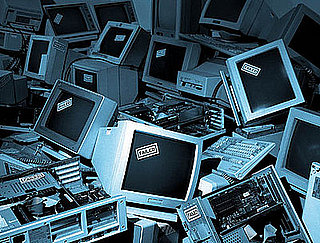 Recycling Old TVs, Cell Phones, and Other Gadgets