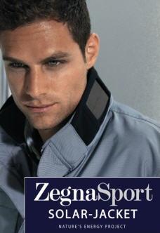Zegna's Solar Jacket