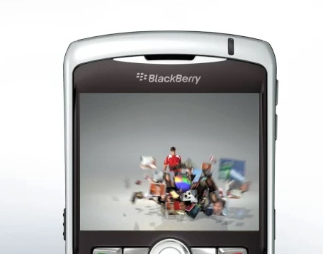 RIM Creates Their First Ever BlackBerry Commercial!