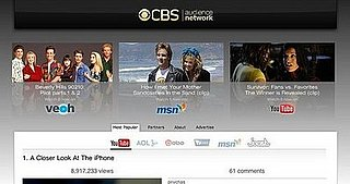 CBS Pools Online Videos With Its Audience Network