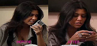 Kourtney Kardashian's Gel Cell Case: Not There, There