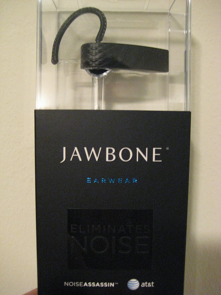 Jawbone Party
