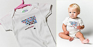 Future Gamer Onesie: Tick Tock Goes My Geek Biological Clock