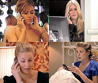 Cell Phones from MTV's The Hills