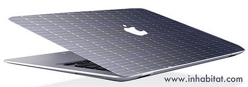 Apple to Introduce Solar Products?